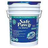 Safe Paw, Child Plant Dog Paw & Pet Safe Ice Melt, Vet...