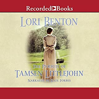 The Pursuit of Tamsen Littlejohn audiobook cover art