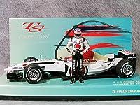 1/43 B.A.R ホンダ 005 〓 佐藤 琢磨 フィギア付き 〓 2003日本GP HONDA