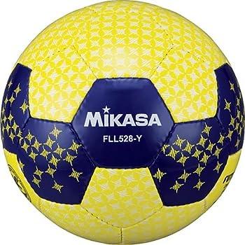 MIKASA フットサル手縫い 検定球 イエロー