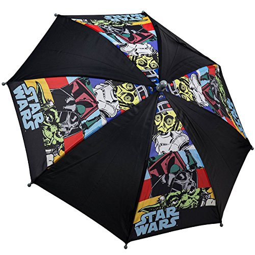 Star Wars Regenschirmstab 56 cm schwarz