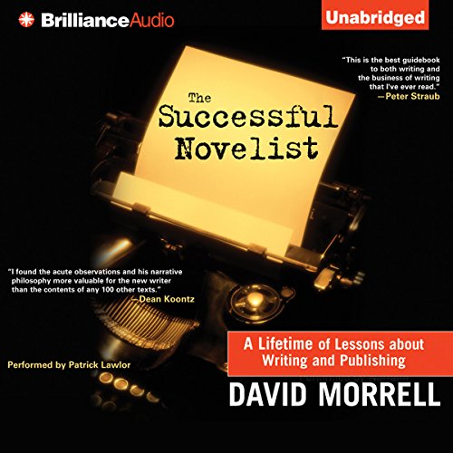 The Successful Novelist                   De :                                                                                                                                 David Morrell                               Lu par :                                                                                                                                 Patrick Lawlor                      Durée : 8 h et 45 min     Pas de notations     Global 0,0