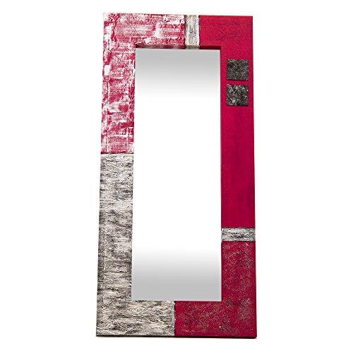 Lohoart L-1150-1 - Espejo Sobre Lienzo Pintado