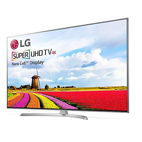 Smart TV LG Super UHD 65' polegadas 65SJ8000 WebOS 3.5 Painel IPS 4K Quantum Display com HDR