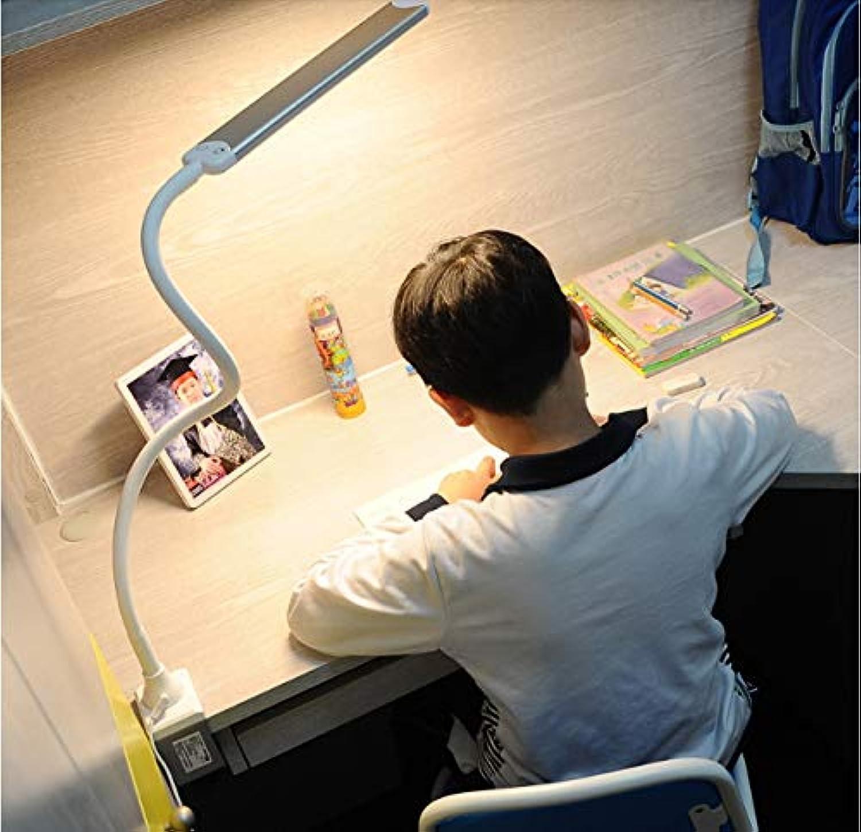 Clip Clip Tischleuchte Eye Care Desk Führte Kinder Schüler Lernen Am Bett Lesen Langen Arm Büroarbeit
