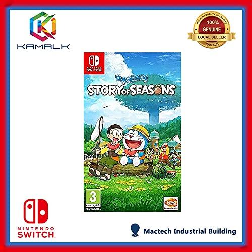 Doraemon Story of Seasons (English) - Nintendo Switch