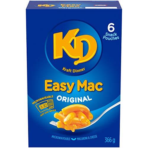 Dîner Kraft Déli-Minute Original 6 Pochettes en Portion Individuelle - 0