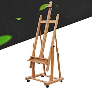 YXSDD Sketch Easel Art Easel Multi-Function Floor Easel, Can Be Used in Parallel and Vertical, Adjust Multi-Angle Self-pro...
