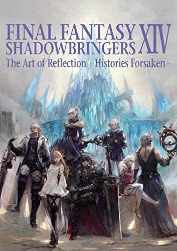 Final Fantasy XIV Shadowbringers The Art of Reflection Histories Forsaken product image