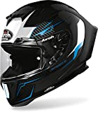 Casco Airoh GP550 S Venom Black Gloss L