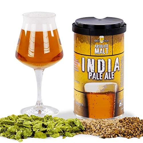 Birramia Absolute Malt India - Pala de alas, 1,7 kg, para Cerveza casera