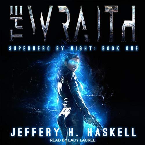 The Wraith cover art
