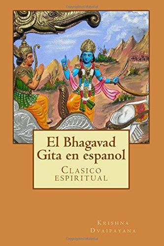El Bhagavad Gita en espanol: clasicos de la literatura,libros en español