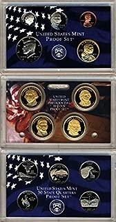 2007 S U.S. Mint 14 coin Clad Proof Set In OGP Proof