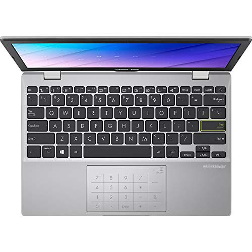 "Asus E Series - 11,6"" - Dreamy White - Intel Pentium - 8GB RAM - 620GB SSD - Windows 10 Pro #mit Funkmaus +Notebooktasche"