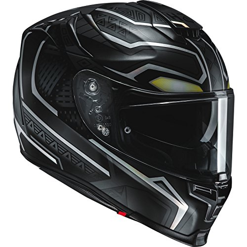 Casco Moto Hjc Rpha 70 Panther Nero (L , Nero)