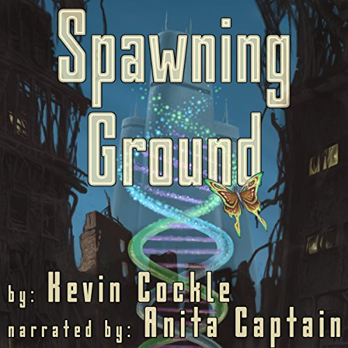 Spawning Ground audiobook cover art