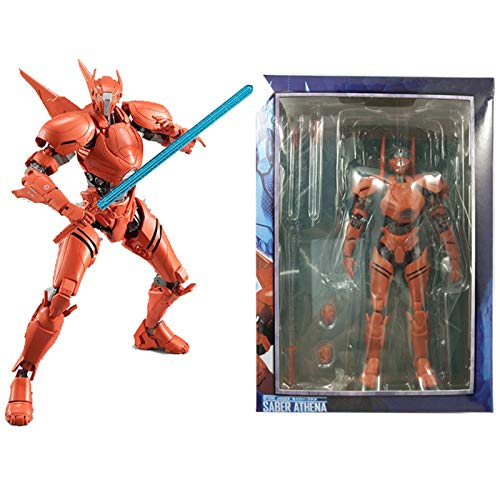 Pieceng Movie Pacific Rim Series 2:Gipsy Avenger 7' Deluxe Action Figure Toys for Kids Boys