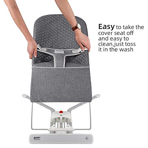 51cN4ZNXHTL 10 Best Portable Baby Swings on the Market 2021 Review
