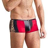 Orion Herren Pants - verführerisch Enge Reizwäsche für Männer, vorne mit Reißverschluss und...