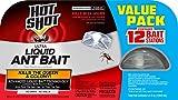 Hot Shot Liquid Ant Bait