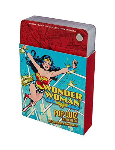 Puzzle Wonder Woman  marca Insight Editions