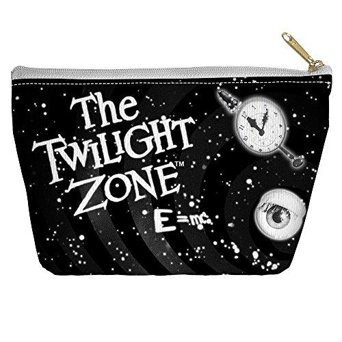 Twilight Zone TV Series Another Dimension bolsa acessório inferior afunilada