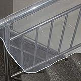 Vige Filet de sécurité épaissi Filet de Protection pour Balcon, Filet de décoration Filet de sécurité pour Enfant, Filet de Protection pour escalier - Blanc - 3M