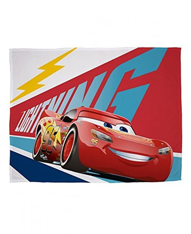 ディズニーカーズ Disney Cars フリース ブランケット 毛布 100 x 150cm 4734 [並行輸入品]
