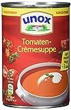 Unox Konzentrat Tomaten-Crème Suppe 3 Teller 6x400 ml