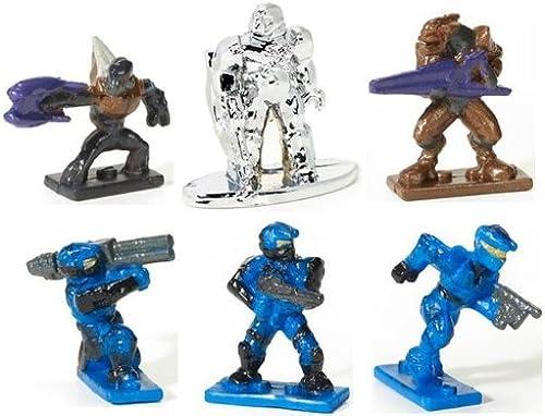 Mega Bloks – Halo Universe – Metal Series – 97035 – Battle Pack 2 (Import Royaume Uni)