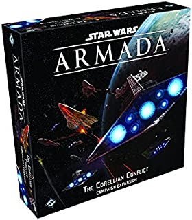 Fantasy Flight Games SWM25 Star Wars Armada: The Corellian Conflict Board Game