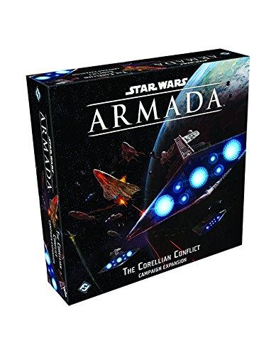Preisvergleich Produktbild FFG - Star Wars: Armada - The Corellian Conflict Campaign Expansion Pack - EN