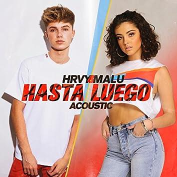 Hasta Luego (Acoustic)
