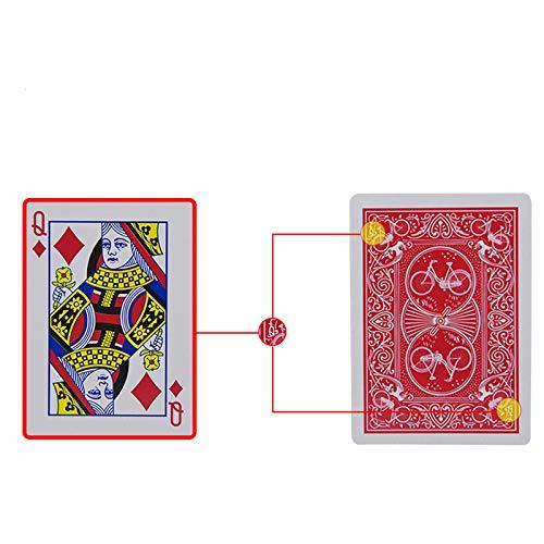 Baraja Cartas Poker Trucadas Marcadas (TRUCADAS)