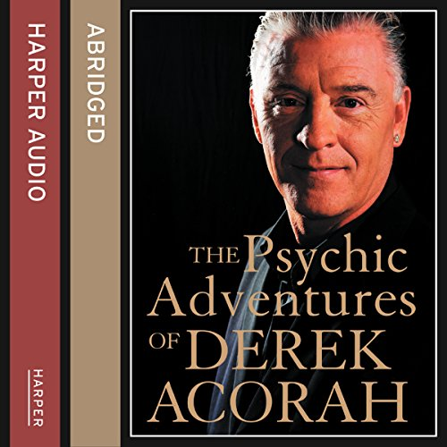 The Psychic Adventures of Derek Acorah: TV's Number One Psychic Titelbild
