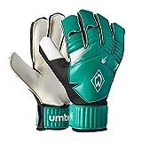 Werder Bremen - Guantes de portero (talla L), color verde