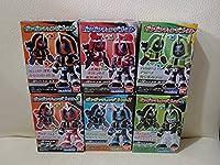 食玩 仮面ライダーゴースト ガンガンチェンジゴースト1.2 全6種 スペクター ネクロムほか