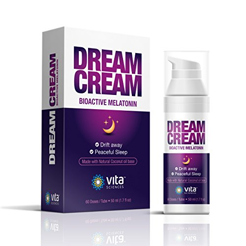 Melatonin 3mg Melatonin Cream Restful Sleep Dream Cream Unscented Melatonin 3 Mg. Melatonin Lotion Topical Melatonin Cream.