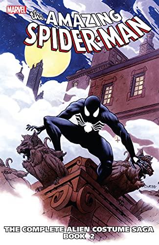 Spider-Man: The Complete Alien Costume Saga - Book Two (English Edition)