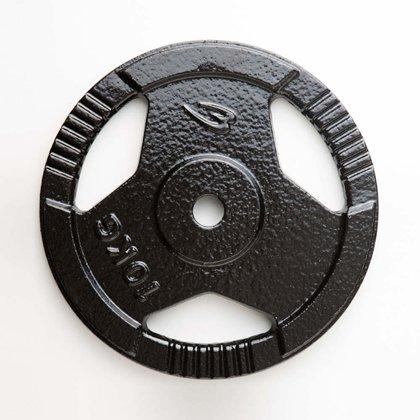 ボディメーカー(BODYMAKER) ハンマートーンプレート10kg HNM1000 筋トレ 筋肉 ダンベル ベンチプレス 大胸筋 エクササイズ プレート バーベル ウエイトトレーニング 鉄アレイ トレーニングジム 上腕筋 筋力 ダンベルプレート バーベル