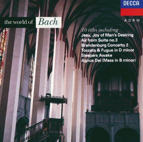 J.S. Bach: Brandenburg Concerto No.2 in F, BWV 1047 - 1. (Allegro)