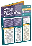 Addressing and Preventing Classroom Bullying (Quick Reference Guide)