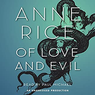 Of Love and Evil audiobook cover art