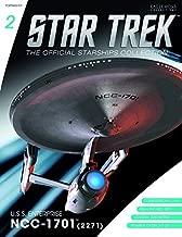 Eaglemoss Publications Star Trek Starships USS Enterprise NCC-1701B with Magazine