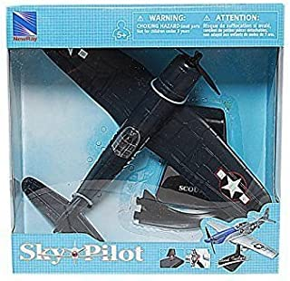New Ray New 1:48 Sky Pilot Collection - Sky Pilot Planes Scout 4 Model Toys