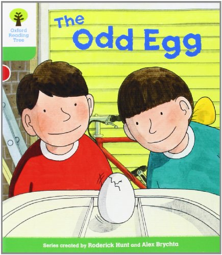Oxford Reading Tree: Level 2: Decode and Develop: The Odd Eggの詳細を見る