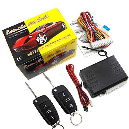 WOSOSYEYO Remoto de Dispositivos de Alarma M616-8118 Coche de Control de Bloqueo Central con el Sistema de Motor