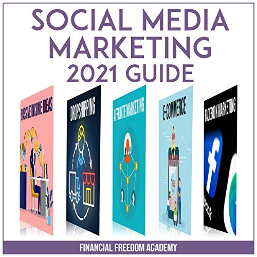 Social Media Marketing 2021 Guide cover art