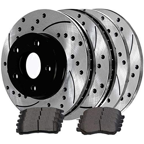 02 mitsubishi galant rotors - 3